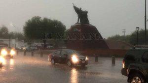 Supera mayo promedio de lluvias