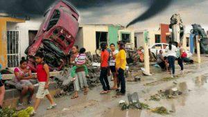 La vez que tornado en Acuña dejó muerte y destrucción en 6 segundos