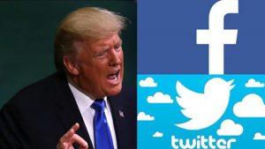 Trump firma decreto contra campañas de redes sociales, ¿en que consiste?