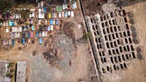 Crean 300 fosas para muertos por COVID-19 en Acapulco