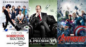 Amazon Prime: Estos son los estrenos para junio