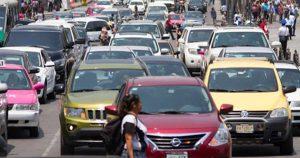 Estos son los 10 estados donde se roban más autos en México (MAPA)