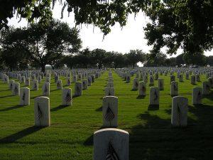 Descubren tumbas nazis en cementerio de veteranos de EU