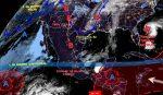 Clima en Tamaulipas: se espera chubascos con fuertes lluvias