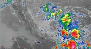 Clima en Tamaulipas: pronostican fuertes lluvias