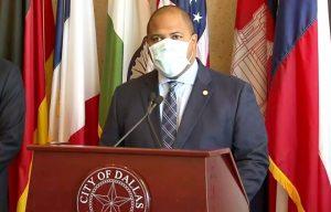 George Floyd: Dallas considera imponer toque de queda por vandalismo