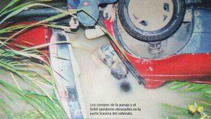Familia muere abrazada en Villas de San Miguel; 7 años de la tragedia