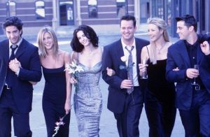 "Coronavirus pospone episodio especial de ""Friends"""