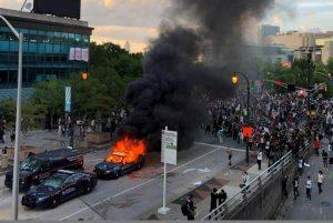 George Floyd: Ciudades de EU que han impuesto toque de queda (MAPA)