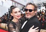 Joaquin Phoenix y Rooney Mara estarían esperando su primer hijo