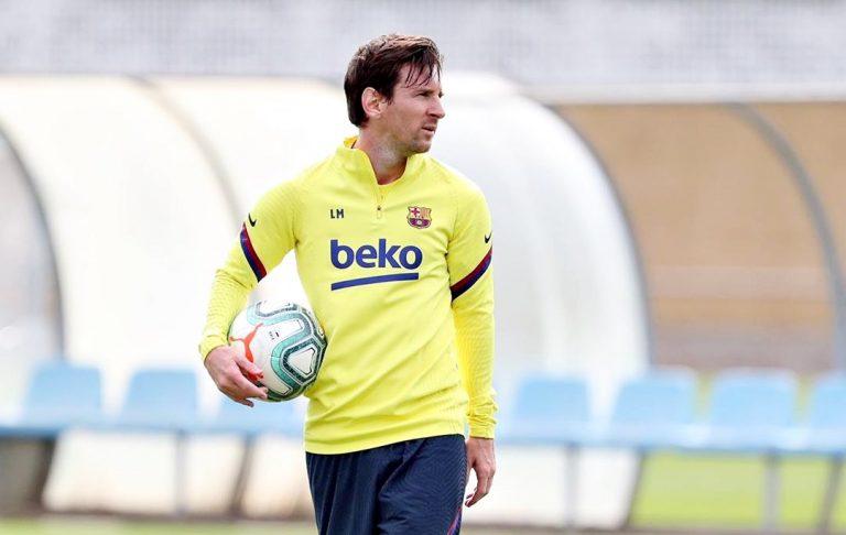 Lionel Messi habló sobre el coronavirus y el cambio que tendrá en el fútbol