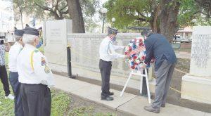 Día de los Veteranos: Honran a los héroes en Laredo, Texas