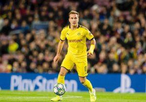 Mario Gotze no renueva con el Dortmund por culpa de TikTok