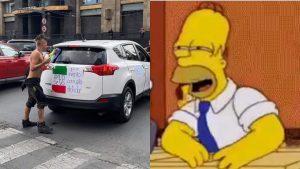 Memes: Marcha Anti AMLO en autos provoca risas en Twitter
