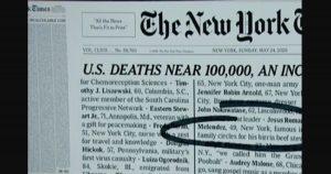 Quién era el mexicano que murió de COVID-19 y fue homenajeado por New York Times