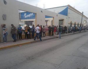 Pagan utilidades y no respetan la sana distancia en Tamaulipas FOTOS