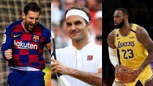 Ellos son los 10 deportistas mejor pagados del mundo (LISTA)