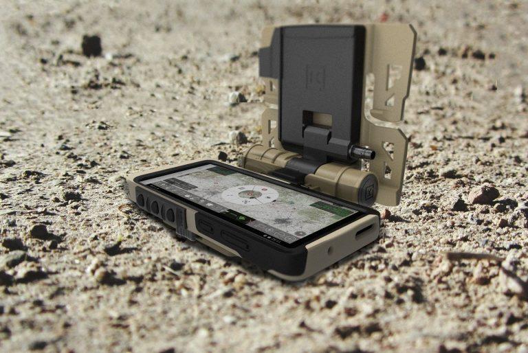 Samsung presenta la versión militar del Galaxy S20