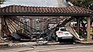 Días espantosos para los residentes de San Antonio y sus alrededores.