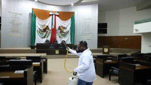 Ocultan identidad del diputado de Tamaulipas con Covid-19