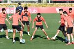 FOTO: Jugadores del Sevilla rompen cuarentena y hacen fiesta