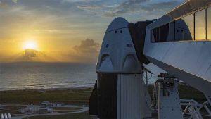 SpaceX: Se cancela lanzamiento al espacio por mal clima