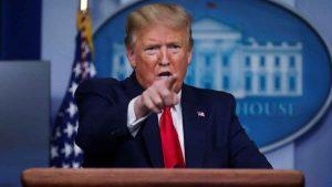 Trump extendería y ampliaría prohibición migratoria esta semana