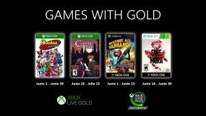 Xbox: estos son los juegos que llegan GRATIS en junio