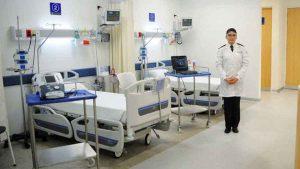 Quedan pocas camas disponibles para contagiados en Reynosa, Tamaulipas