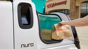 El futuro es ahora; Houston utilizará coches autónomos para repartir medicamento