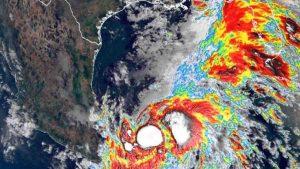 Estiman en México 7 millones de personas en riesgo por 'Cristóbal'