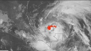 ¿Cuáles son los estados en alerta por la tormenta tropical Cristobal?