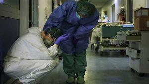 Reportan en Laredos  24 muertos de Covid