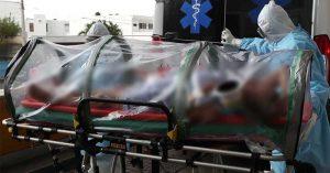 Enfermero de Matamoros y su madre mueren por COVID-19