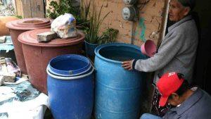 Colonias afectadas por falta de agua en Nuevo Laredo