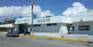 Joven ingresa a hospital en Madero para dar a luz y muere por COVID-19