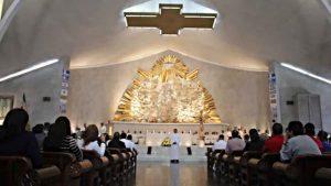 Sin fecha, reapertura de iglesias en Tamaulipas