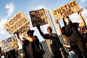 George Floyd: Francia revive protestas por muerte de Adama Traoré en 2016