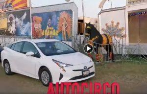 Llega el primer auto circo a México y está en Nuevo León VIDEO