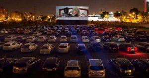 Regresan los autocinemas a Tamaulipas
