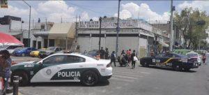 Reportan balacera cerca de Palacio Nacional en CDMX; hay dos heridos