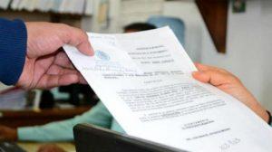 ¿Cómo tramitar carta de antecedentes no penales?