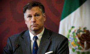 """Landau: """"Harto"""" de que tergiversen dichos sobre inversión en México"""