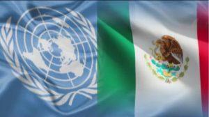 Confirma la ONU a México como miembro del Consejo de Seguridad