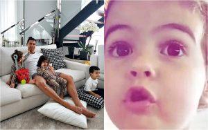 Cristiano Ronaldo causa polémica por prohibir dulces a sus hijos (VIDEO)