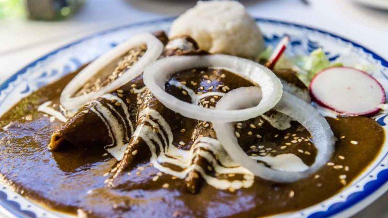 Enchiladas, el platillo favorito de la cuarentena