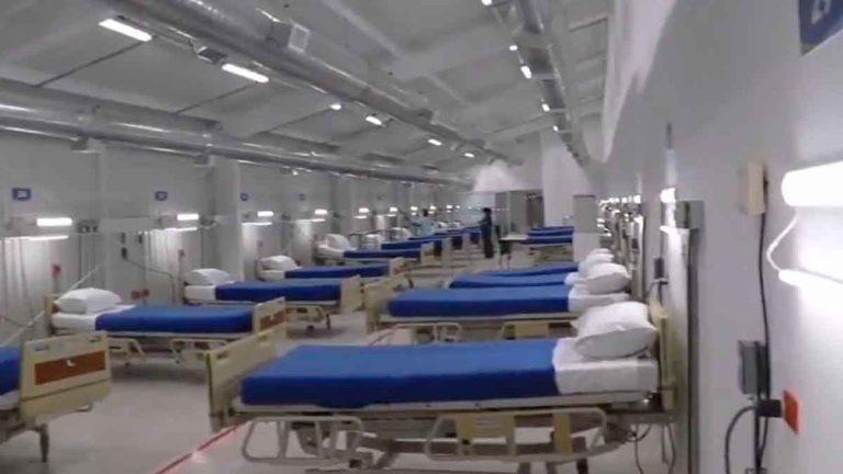 Hospital Covid Nuevo Laredo
