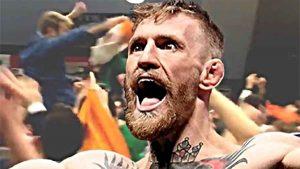 ¿Enloqueció McGregor? el luchador se graba comiendo avispas VIDEO