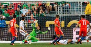 Así narró TV Azteca el 7-0 de México vs Chile en la Copa América