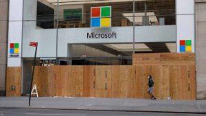 Microsoft anuncia el cierre definitivo de sus tiendas físicas